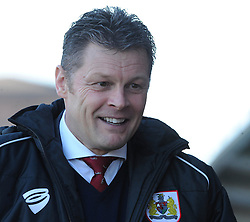 Bristol City manager, Steve Cotterill - Photo mandatory by-line: Dougie Allward/JMP - Mobile: 07966 386802 - 07/03/2015 - SPORT - Football - Crawley - Broadfield Stadium - Crawley Town v Bristol City - Sky Bet League One