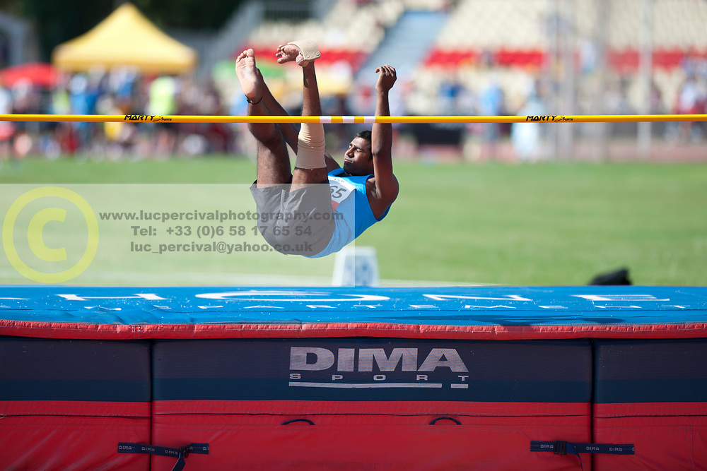 , , High Jump, T42/44, 2013 IPC Athletics World Championships, Lyon, France
