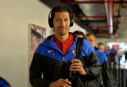 September 1, 2017 - Harrison, NJ, USA - Harrison, N.J. - Friday September 01, 2017: Omar Gonzalez during a 2017 FIFA World Cup Qualifying (WCQ) round match between the men's national teams of the United States (USA) and Costa Rica (CRC) at Red Bull Arena. (Credit Image: © John Todd/ISIPhotos via ZUMA Wire)
