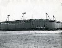 1948 Gilmore Field, home of Hollywood Stars Baseball Team