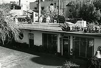 1972 Crossroads of the World on Sunset Blvd.