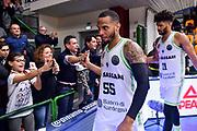 Curtis Jerrells<br /> Banco di Sardegna Dinamo Sassari - Turk Telecom Ankara<br /> FIBA BCL Basketball Champions League Gir.A 2019-2020<br /> Sassari, 18/12/2019<br /> Foto L.Canu / Ciamillo-Castoria