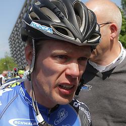 WIELRENNEN, Rijswijk. Olympia's tour Wim Stroetinga