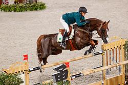 Veniss Pedro, BRA, Quabri de L Isle, 316<br /> Olympic Games Tokyo 2021<br /> © Hippo Foto - Stefan Lafrentz<br /> 07/08/2021