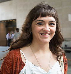London, July 9th 2017. Members of American band The Lumineers at the BBC's Broadcasting House in London where they appeared on the Andrew Marr Show. PICTURED: Neyla Pekarek