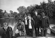 The London Beat - 1981 photosessions with The Beat.  Dave Wakeling , Ranking Roger , Andy Cox , David Steele , Everett Morton , Saxa aka Lionel Augustus Martin