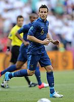 Fotball<br /> EM 2012<br /> 11.06.2012<br /> Frankrike v England<br /> Foto: Witters/Digitalsport<br /> NORWAY ONLY<br /> <br /> Yohan Cabaye (Frankreich)<br /> Fussball EURO 2012, Vorrunde, Gruppe D, Frankreich - England 1:1