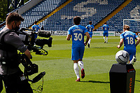 Harry Cardwell. Stockport County FC 2-2 Torquay United FC. Vanarama National League. Edgeley Park. 16.5.21