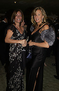 Loulou Chandris and Princess Chantal of Hanover. Chain of Hope 10 th Ball. Dorchester. London. 1 November  2005. ONE TIME USE ONLY - DO NOT ARCHIVE © Copyright Photograph by Dafydd Jones 66 Stockwell Park Rd. London SW9 0DA Tel 020 7733 0108 www.dafjones.com