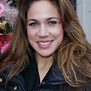 NLD/Leiden/20111210 - Premiere Help ik heb mijn vrouw zwanger gemaakt, Laurie Reijs