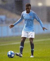 Manchester City's Jeremie Frimpong