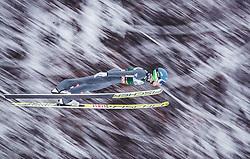 02.02.2019, Heini Klopfer Skiflugschanze, Oberstdorf, GER, FIS Weltcup Skiflug, Oberstdorf, im Bild Philipp Aschenwald (AUT) // Philipp Aschenwald of Austria during the FIS Ski Jumping World Cup at the Heini Klopfer Skiflugschanze in Oberstdorf, Germany on 2019/02/02. EXPA Pictures © 2019, PhotoCredit: EXPA/ JFK