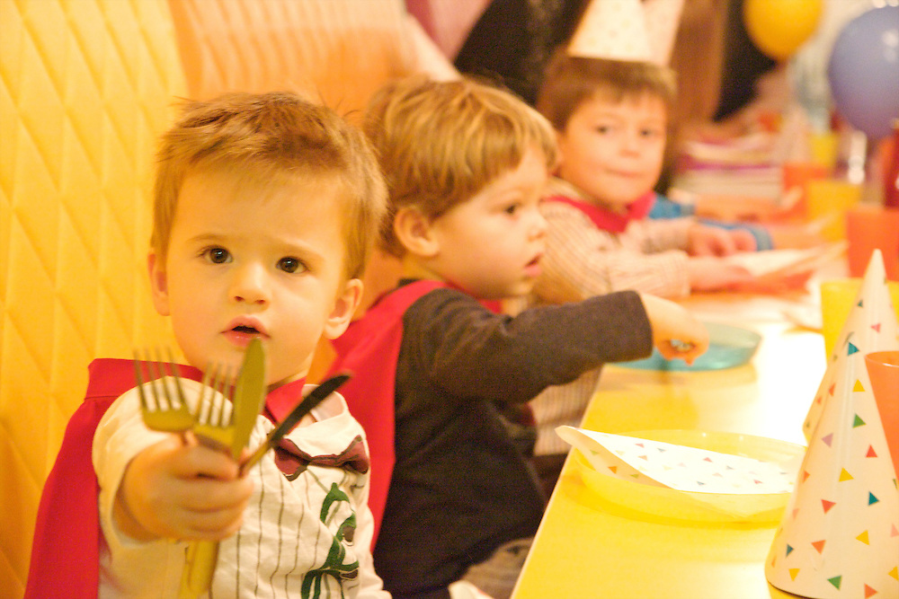 Thomas's 3rd Birthday Party