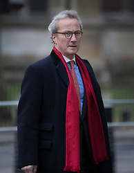 © Licensed to London News Pictures. 08/12/2016. London, UK. LORD KEEN QC, Attorney General for Scotland, arrives at the Supreme Court in Westminster, London for the last day of a hearing to appeal against a November 3 High Court ruling that Article 50 cannot be triggered without a vote in Parliament. Photo credit: Peter Macdiarmid/LNP