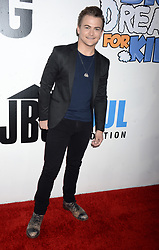 Hunter Hayes attending the Samsung Charity Gala at Skylight Clarkson Sq on November 2, 2017 in New York City, NY, USA. Photo by Dennis Van Tine/ABACAPRESS.COM