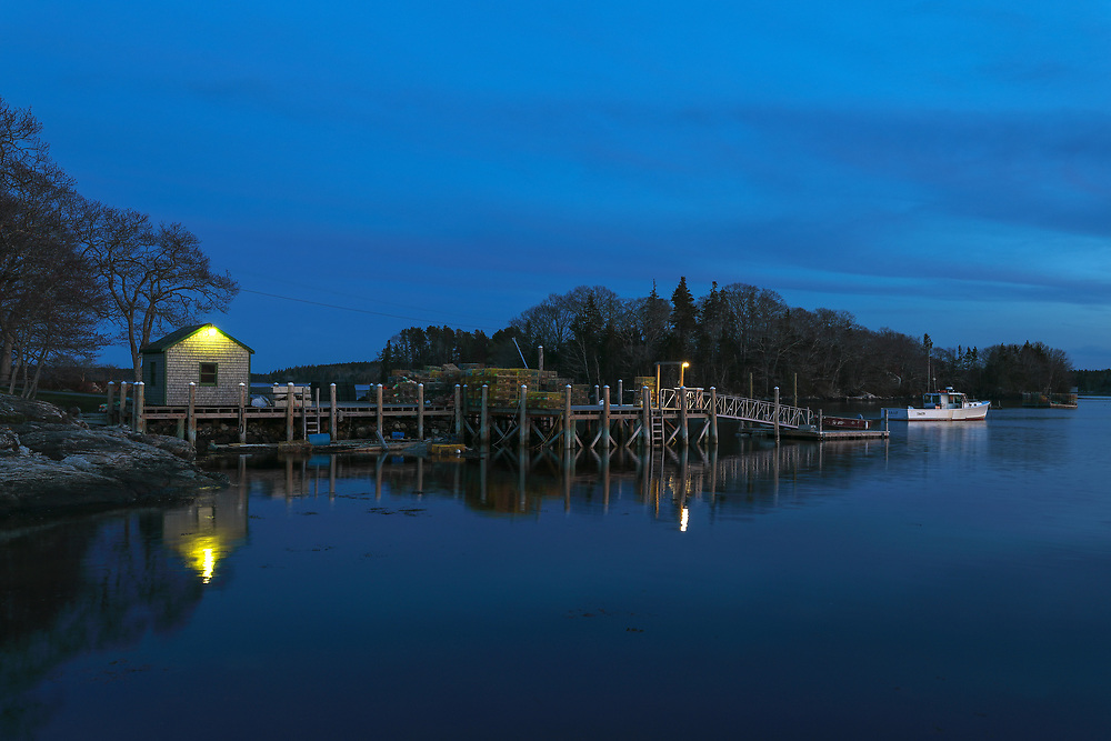 New England photography of Friendship Maine with its beautiful fishing shacks at twilight. The town of Friendship is located one and a half hour north of Portland and not far from the Boothbay area in Maine.<br /> <br /> This Maine photograph is available as museum quality photography prints, canvas prints, acrylic prints, wood prints or metal prints. Fine art prints may be framed and matted to the individual liking and decorating needs:<br /> <br /> https://juergen-roth.pixels.com/featured/friendship-maine-juergen-roth.html<br /> <br /> Good light and happy photo making!<br /> <br /> My best,<br /> <br /> Juergen<br /> Photo Prints: http://www.rothgalleries.com<br /> Photo Blog: http://whereintheworldisjuergen.blogspot.com<br /> Instagram: https://www.instagram.com/rothgalleries<br /> Twitter: https://twitter.com/naturefineart<br /> Facebook: https://www.facebook.com/naturefineart