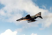 F-4E test-fire Maverick
