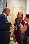 LORD DICK DAVENTRY; GEORGIA DAVENTY; KATIE SMALL, Lunch at the Ivy Club pop up-restaurant during the preview of Masterpiece Art Fair. Co-hosted by  Count & Countess Filippo Guerrini-Maraldi, and Lord<br /> Dick Daventry. 26 June 2013