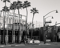 Intersection of Broadway and Church in downtown Tucson