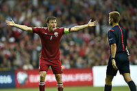 Fotball<br /> 07.09.2014<br /> EM-kvalifisering<br /> Danmark v Armenia<br /> Foto: imago/Digitalsport<br /> NORWAY ONLY<br /> <br /> William Kvist Jörgensen, Danmark