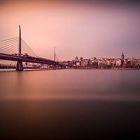 Title: Istanbul #2<br /> Year: 2017<br /> Place: Istanbul, Turkey<br /> Photographer: Ezequiel Scagnetti ©<br /> <br /> FINISHES:<br /> <br /> Canson Infinity Velin Museum Rag<br /> <br /> This paper is naturally age-resistant and has a unique fine-grained, smooth surface and structure and offers a pure white tone without optical brightening agents. It is ideal for sophisticated photographs and museum-grade applications, as well as fine art printmaking. <br /> Technical data:<br /> •Weight: 315 g/m2<br /> •Surface: Matt surface – soft textured<br /> •Composition: 100% cotton<br /> •Acid free paper<br /> •No OBA (optical brightening agents)<br /> •Colour resistance: above 120 years (framed with UV filter)<br /> <br /> Canson Infinity Highgloss Premium<br /> <br /> This ultra-white photo paper currently has the highest gloss level of the photographic resin-coated paper market. This paper offers vivid colours and deep blacks, coupled with excellent image sharpness, with a resolution of up to 5760 dpi. Canson Infinity Photo High Gloss Premium RC has been designed to comply with the highest lifespan requirements and respects the ISO 9706 standard.<br /> Technical data:<br /> •Weight: 315 g/m2<br /> •Surface: Gloss surface – Extra smooth feel<br /> •Composition: 100% alpha-cellulose<br /> •Acid free paper<br /> •Moderate OBA (optical brightening agents)<br /> •Colour resistance: above 100 years (framed with UV filter)<br /> <br /> Conditions of use and storage for Canson Paper Prints:<br /> <br /> * Use and store at a relative humidity of 35 to 65% and a temperature of 10 to 28° C (50° to 82°F) (sun light, extreme temperature or humidity level can decrease the lightfastness of your fine art prints)<br /> * Use only specially designed, acid free and archive grade tapes, adhesives and glues for mounting & framing <br /> * It's recommended the use of cotton gloves when handling the print<br /> * Avoid hanging the artwork in direct sunlight