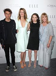 Elle Women in Hollywood Awards - Los Angeles. 16 Oct 2017 Pictured: Laura Dern, Diane Ladd. Photo credit: Jaxon / MEGA TheMegaAgency.com +1 888 505 6342