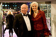 Julian Fellowes; Emma Kitchener-Fellowes, The World Premiere of Young Victoria in aid of Children in Crisis and St. John Ambulance. Odeon Leicesgter Sq. and afterwards at Kensington Palace. 3 March 2009