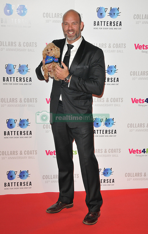 Jim Chapman at the Battersea Dogs. 01 Nov 2018 Pictured: James Crossley. Photo credit: CAN/Capital Pictures / MEGA TheMegaAgency.com +1 888 505 6342