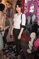 JEMIMA FRENCH at the launch party for the shop 'Lost in Beauty' 117 Regents Park Road, London NW1 on 22nd April 2008.<br /><br />NON EXCLUSIVE - WORLD RIGHTS