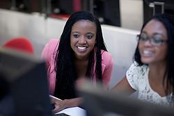 Students using computers in class (Credit Image: © Image Source/Albert Van Rosendaa/Image Source/ZUMAPRESS.com)