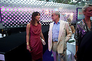 Samantha Cameron; Nicholas Coleridge, Glamour magazine Women of the Year Awards. Berkeley Square. London. 2 June 2009