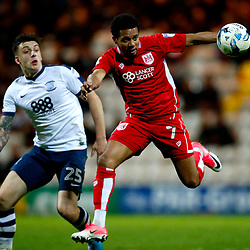 Preston North End v Bristol City