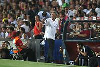 FOOTBALL - SPANISH SUPER CUP 2012 - 1ST LEG - FC BARCELONA v REAL MADRID - 23/08/2012 - PHOTO MANUEL BLONDEAU / AOP.Press / DPPI - JOSE MOURINHO