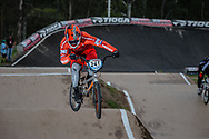 #241 (BENSINK Niels) NED at the 2016 UCI BMX Supercross World Cup in Santiago del Estero, Argentina