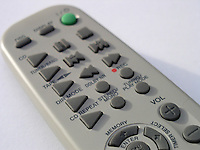 Remote control for stereo