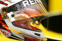 Kevin Magnussen (DEN) Renault Sport F1 Team <br /> 28.10.2016. Formula 1 World Championship, Rd 19, Mexican Grand Prix, Mexico City, Mexico, Practice Day.<br /> Copyright: Charniaux / XPB Images / action press