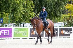 Devroe Jeroen, (BEL), Eres DL<br /> Alltech FEI World Equestrian Games™ 2014 - Normandy, France.<br /> © Hippo Foto Team - Leanjo de Koster<br /> 25/06/14