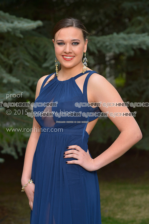Vail Mountain School Prom Night; Lorina Byrne