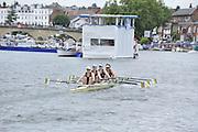 Henley, Great Britain. The Princess Grace Challenge Cup.  AIS. AUS Henley Royal Regatta. River Thames Henley Reach.  Friday   01/07/2011  [Mandatory Credit Peter Spurrier/ Intersport Images] . HRR