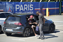 July 4, 2017 - St Germain En Laye, France, France - AUGUSTIN Jean Kevin  (Credit Image: © Panoramic via ZUMA Press)