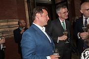 ED VAIZEY, V & A Summer party. South Kensington. London. 22 June 2016
