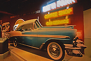 Senator John Heinz Pittsburgh History Center, Classic 1956 Chevrolet Exhibit, Pittsburgh PA