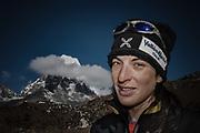 ITALIAN ICE CLIMBER & MOUNTAIN GUIDE | AMA DABLAM | NEPAL