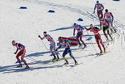 During the Man team sprint race at FIS Cross Country World Cup Planica 2016, on January 17, 2016 at Planica, Slovenia. Photo By Urban Urbanc / Sportida