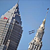 U.S. Navy Blue Angels / Cleveland / 2018