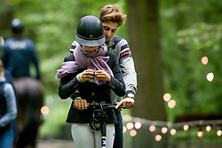 Gulliksen Victoria, Van Massenhove Jordy,<br /> CHIO Rotterdam 2021<br /> © Hippo Foto - Sharon Vandeput<br /> 3/07/21