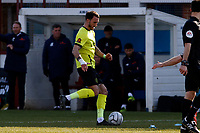 Liam Hogan. Weymouth FC 1-0 Stockport CountyFC. Vanarama National League. Bob Lucas Stadium. 6.3.21