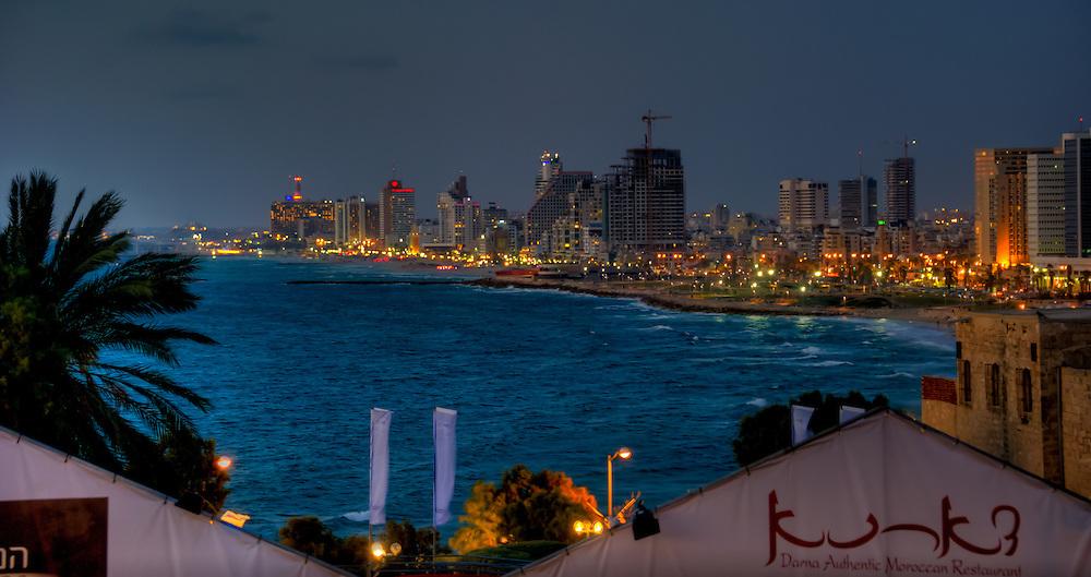 Tel-Aviv skyline