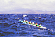 Molokai Hoe, Outrigger canoe race from Molokai to Waikiki