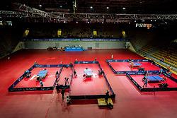 Arena Zlatorog at final match during Day 4 of SPINT 2018 - World Para Table Tennis Championships, on October 20, 2018, in Arena Zlatorog, Celje, Slovenia. Photo by Vid Ponikvar / Sportida